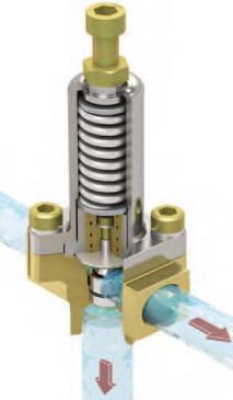 C62 pressure regulating valve