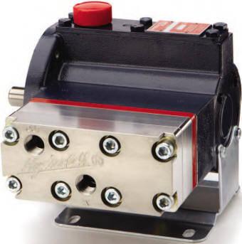 D04 Hydra Cell High Pressure Pump