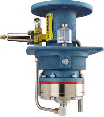 Model D12 verticle high pressure coolant pump