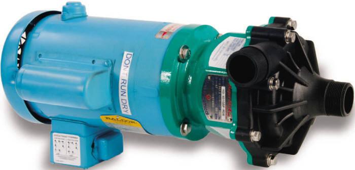 Hayward R series mag-drive end suction centrifugal pump
