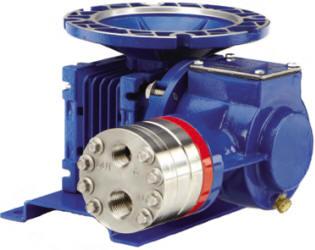 P100 Series metering pump