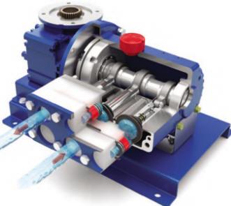 P200 hydra cell metering pump