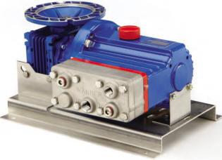 P200 metering pump