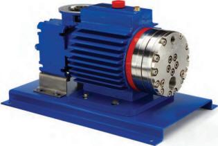 P500 Series Metering Pump