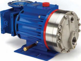 P600 Hydra Cell Metering Pump