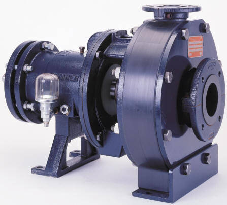 Stan-Cor Solid Kynar model PST ANSI Centrifugal Pump