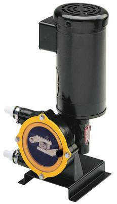 Peristaltic Pump Model 2002