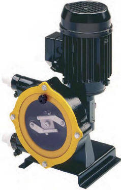Vector peristaltic pump model 2003