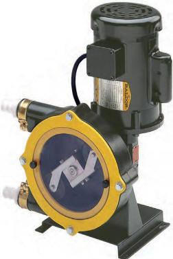 Vector model 2004 industrial peristaltic pump