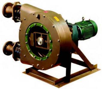 Model 2010 industrial peristaltic pump