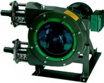Vector model 3005 peristaltic pump