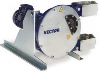 Model 4006 peristaltic pump