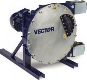 Model 4009 Vector peristaltic pump