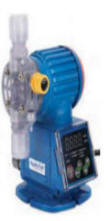Digital pulse control metering pump