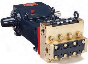 Model T8030 Hydra-Cell Pump