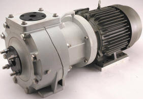 Stan-Cor MK Non-Metallic ANSI Centrifugal Pump